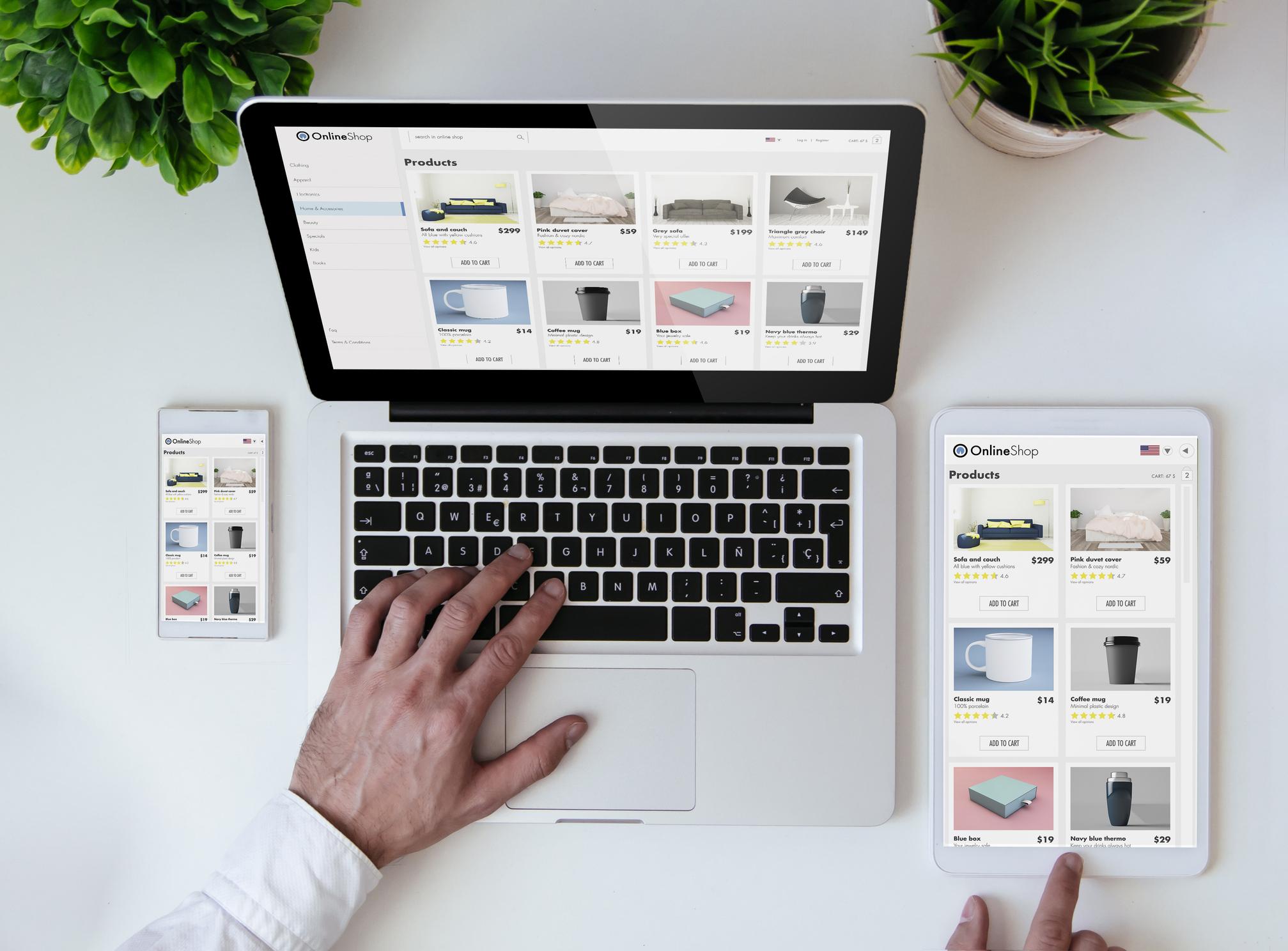 Three Ways to Go from Zero to eCommerce